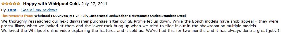whirlpool gu2475xtvy customer review 3
